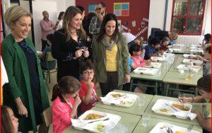 Monitor de comedor escolar XXXIV
