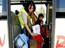 Campo laboral de un Monitor de Transporte Escolar: una actividad muy solicitada