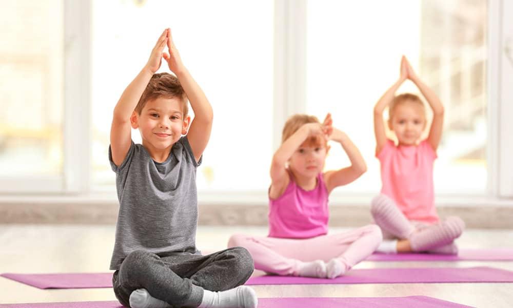 Monitor de Yoga Infantil como Actividad Extraescolar